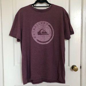Quicksilver Men's XL Tee Shirt